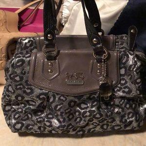Coach Special Edition Animal spring Handbag